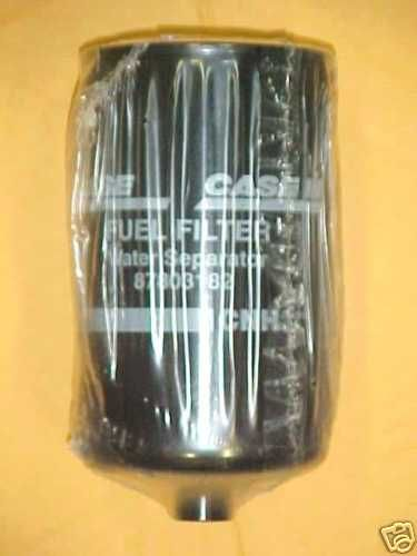 Case IH / NH Fuel Filter Water Seperator #87803182