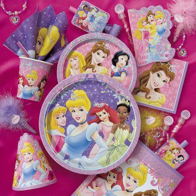 Disney PRINCESS Birthday Party Supplies ~ MANY CHOICES ~ U Choose