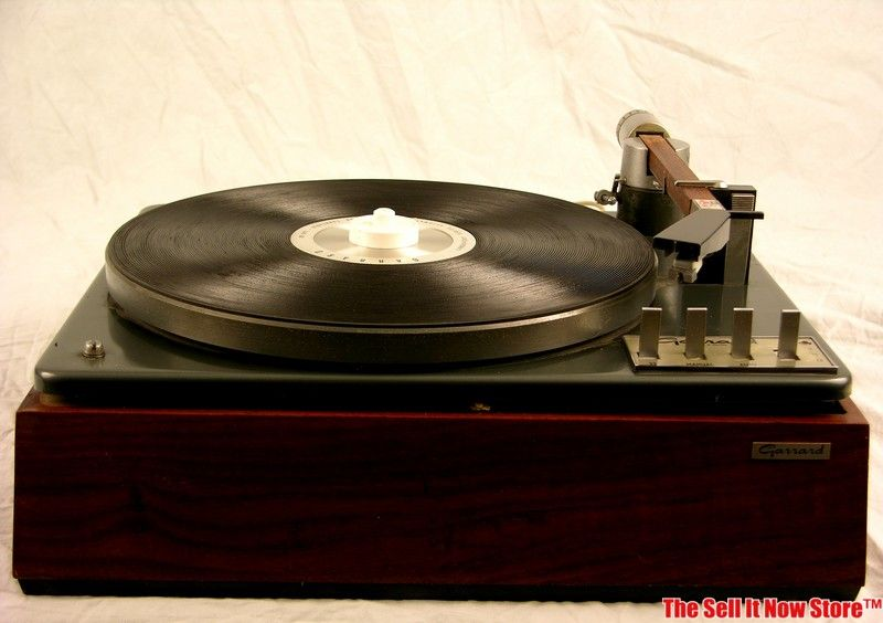 Vintage Garrard Lab 80 Stereo Turntable Stereo Record Player